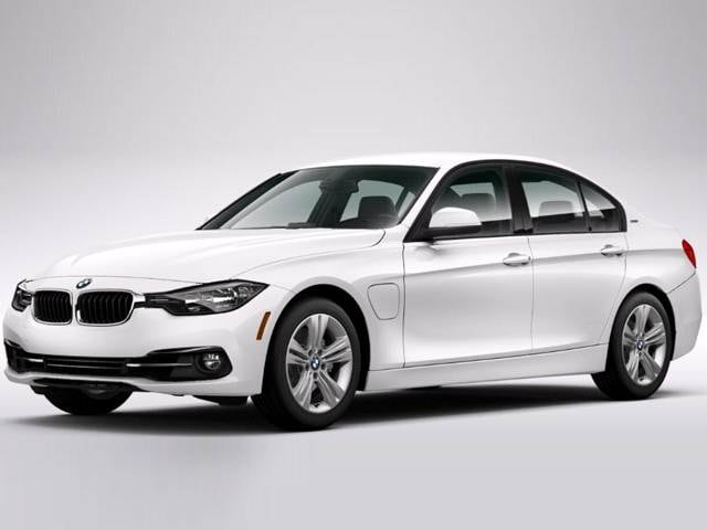 Top Expert Rated Hybrids of 2017 - 2017 BMW 3 Series