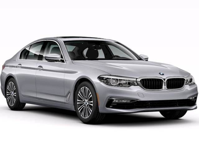 Best Safety Rated Luxury Vehicles of 2017 - 2017 BMW 5 Series