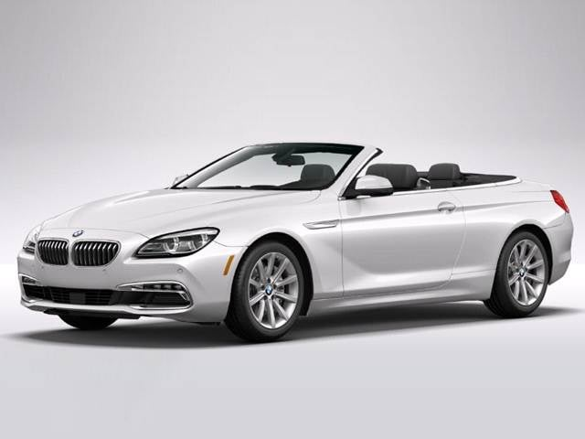 Top Expert Rated Convertibles of 2017 - 2017 BMW 6 Series