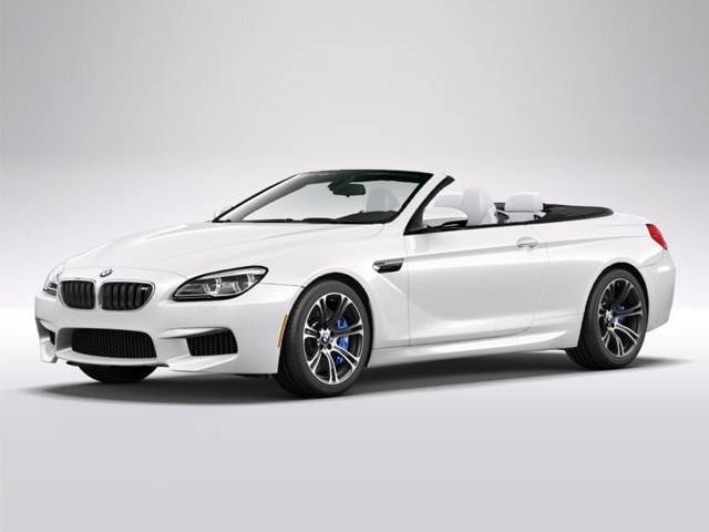 Top Expert Rated Convertibles of 2017 - 2017 BMW M6