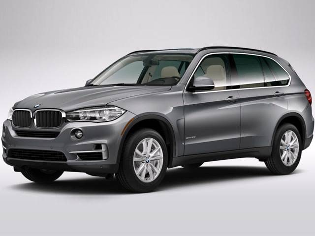 Highest Horsepower Electric Cars of 2017 - 2017 BMW X5
