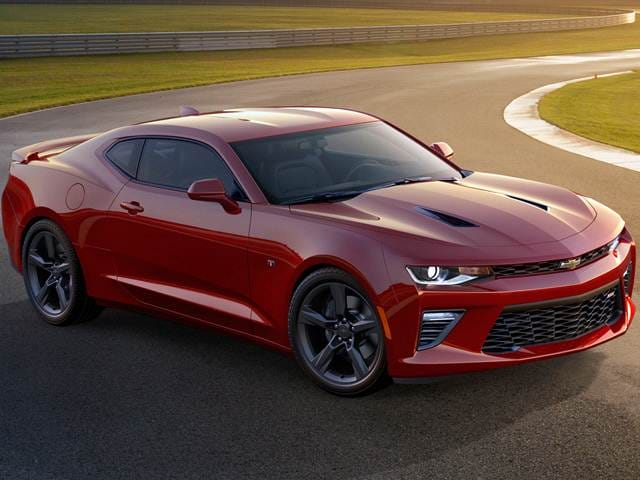 Best Safety Rated Coupes of 2017 - 2017 Chevrolet Camaro
