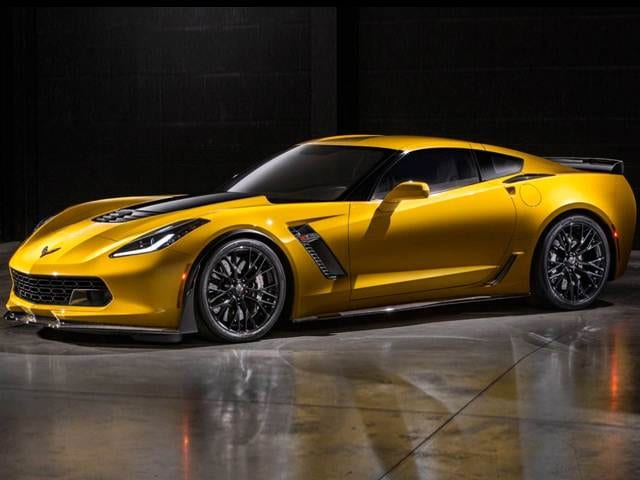 Highest Horsepower Hatchbacks of 2017 - 2017 Chevrolet Corvette