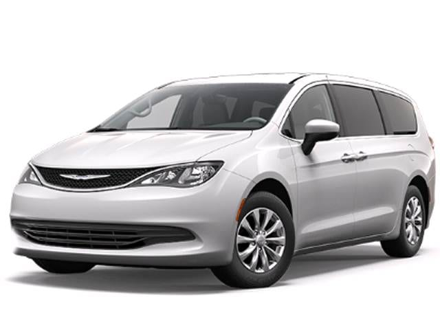 Most Fuel Efficient Van/Minivans of 2017 - 2017 Chrysler Pacifica