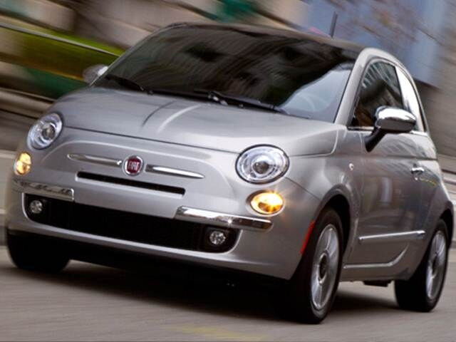 Most Popular Coupes of 2017 - 2017 FIAT 500
