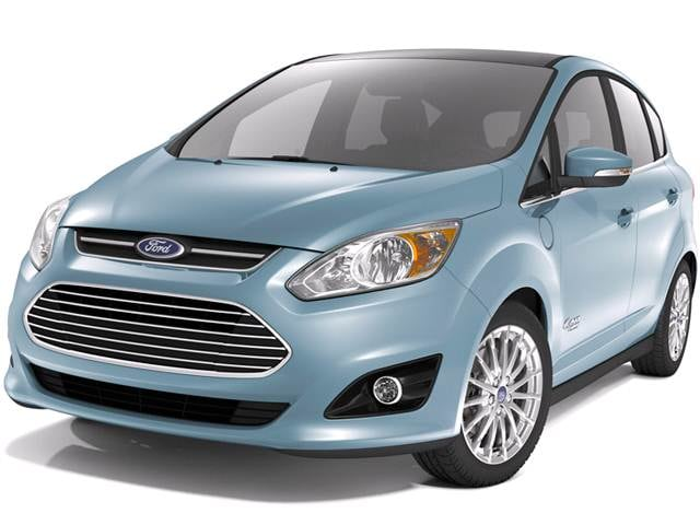 Most Popular Electric Cars of 2017 - 2017 Ford C-MAX Energi