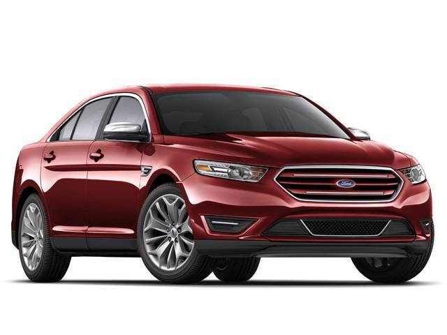 Most Popular Sedans of 2017 - 2017 Ford Taurus