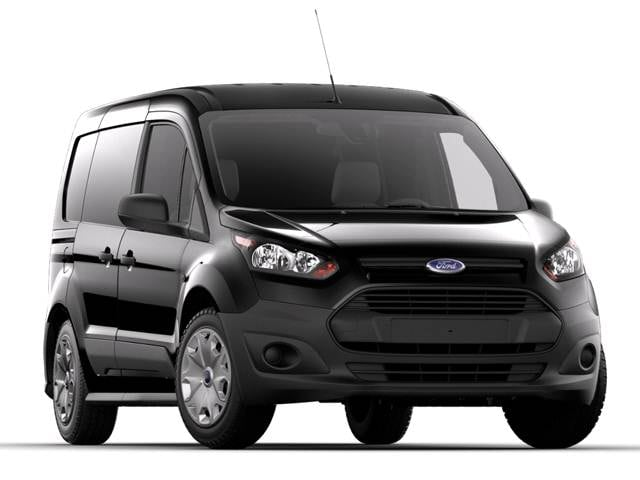 Most Fuel Efficient Van/Minivans of 2017 - 2017 Ford Transit Connect Cargo