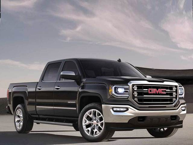Best Safety Rated Trucks Of 2017 Gmc Sierra 1500 Crew Cab