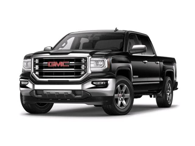 Best Safety Rated Trucks of 2017 - 2017 GMC Sierra 1500 Double Cab