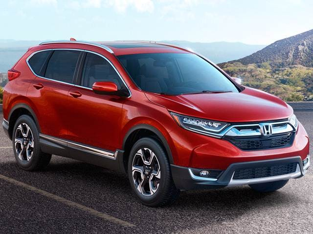Most Fuel Efficient Suvs Of 2017 Honda Cr V
