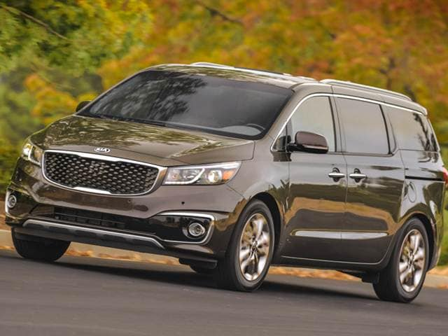 Best Safety Rated Van/Minivans of 2017 - 2017 Kia Sedona