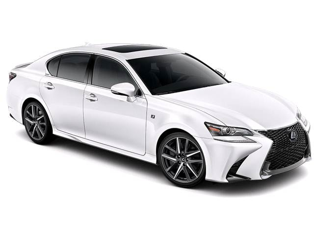 Highest Horsepower Hybrids of 2017 - 2017 Lexus GS