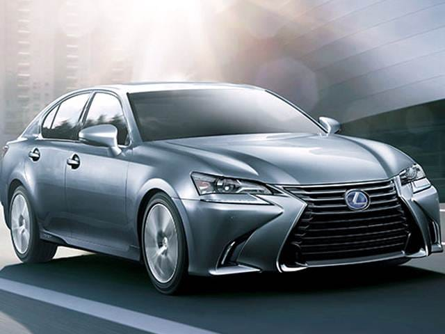 Top Consumer Rated Hybrids of 2017 - 2017 Lexus GS