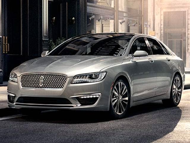 Most Popular Luxury Vehicles of 2017 - 2017 Lincoln MKZ