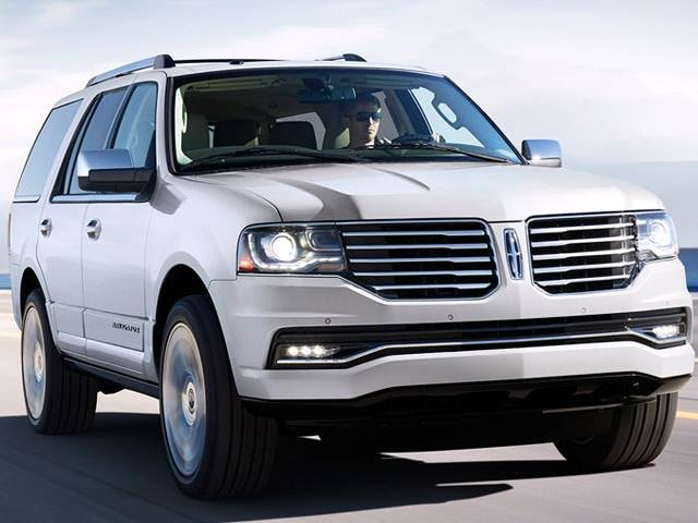 Most Popular Luxury Vehicles of 2017 - 2017 Lincoln Navigator