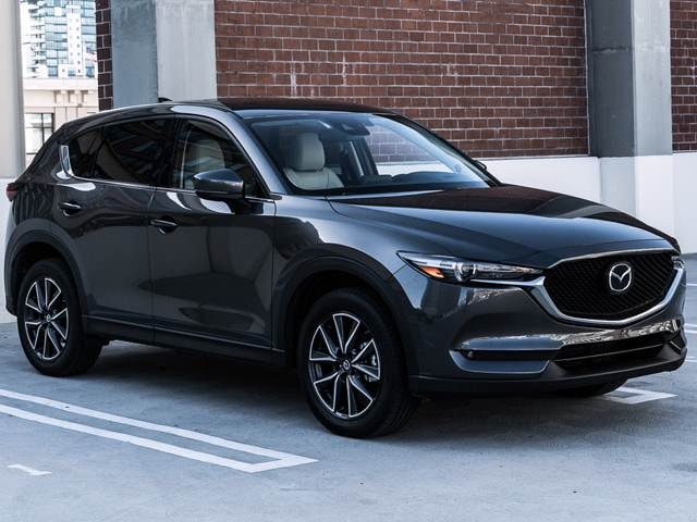 Top Expert Rated Crossovers of 2017 - 2017 MAZDA CX-5