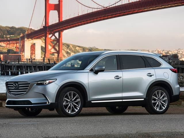 Top Consumer Rated SUVS of 2017 - 2017 MAZDA CX-9