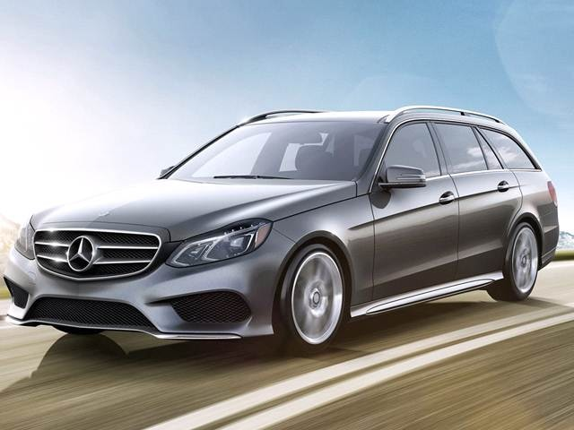 Top Expert Rated Wagons of 2017 - 2017 Mercedes-Benz E-Class