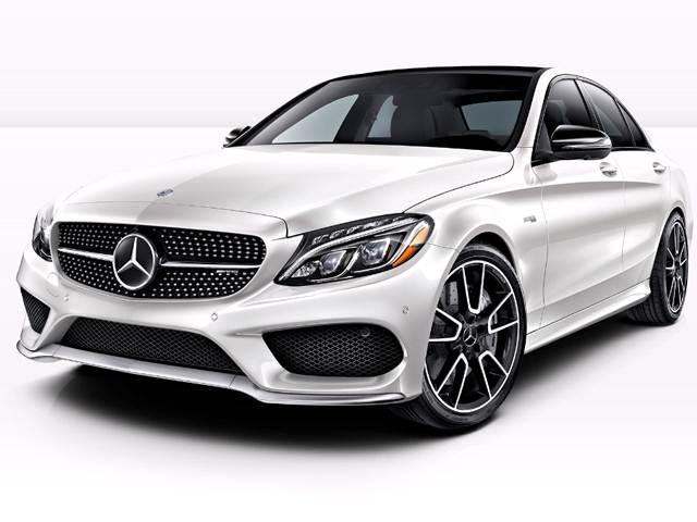 Top Expert Rated Sedans of 2017 - 2017 Mercedes-Benz Mercedes-AMG C-Class