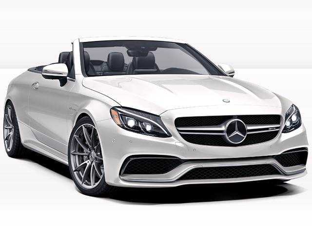 Top Expert Rated Convertibles of 2017 - 2017 Mercedes-Benz Mercedes-AMG C-Class