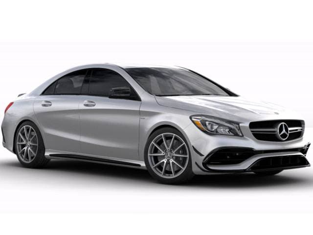Top Expert Rated Coupes of 2017 - 2017 Mercedes-Benz Mercedes-AMG CLA