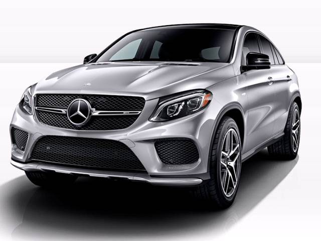 Highest Horsepower Crossovers of 2017 - 2017 Mercedes-Benz Mercedes-AMG GLE Coupe
