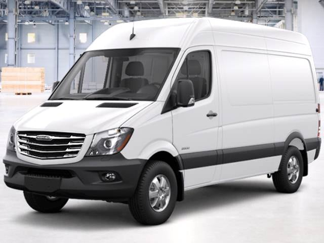 Top Consumer Rated Van/Minivans of 2017 - 2017 Mercedes-Benz Sprinter 2500 Crew