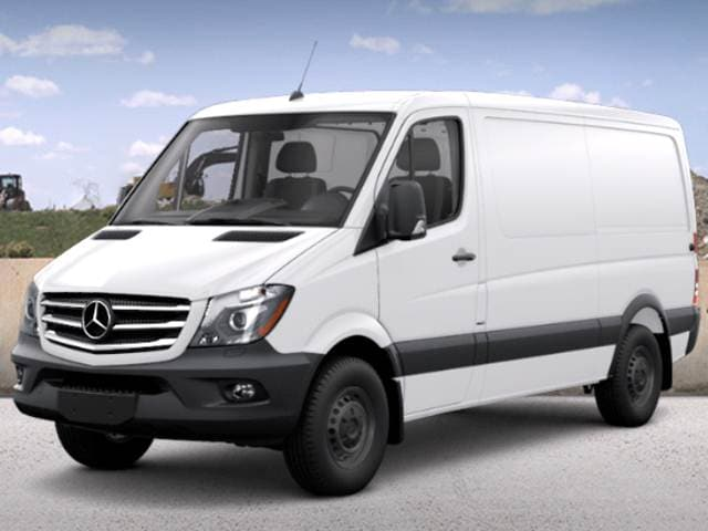 Top Consumer Rated Van/Minivans of 2017 - 2017 Mercedes-Benz Sprinter WORKER Cargo