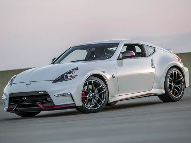 Highest Horsepower Hatchbacks of 2017 - 2017 Nissan 370Z