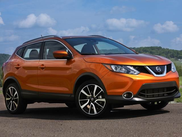 Top Consumer Rated SUVS of 2017 - 2017 Nissan Rogue Sport