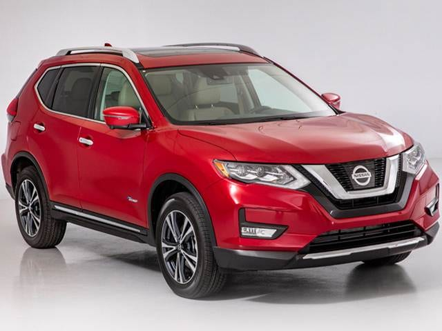 Most Fuel Efficient Suvs Of 2017 Nissan Rogue