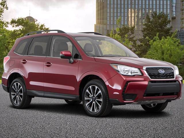 Best Safety Rated Crossovers of 2017 - 2017 Subaru Forester