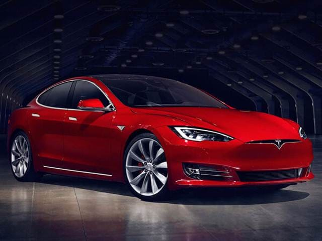 Most Popular Electric Cars of 2017 - 2017 Tesla Model S