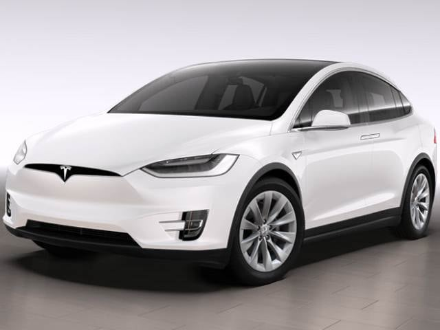 Highest Horsepower Electric Cars of 2017 - 2017 Tesla Model X