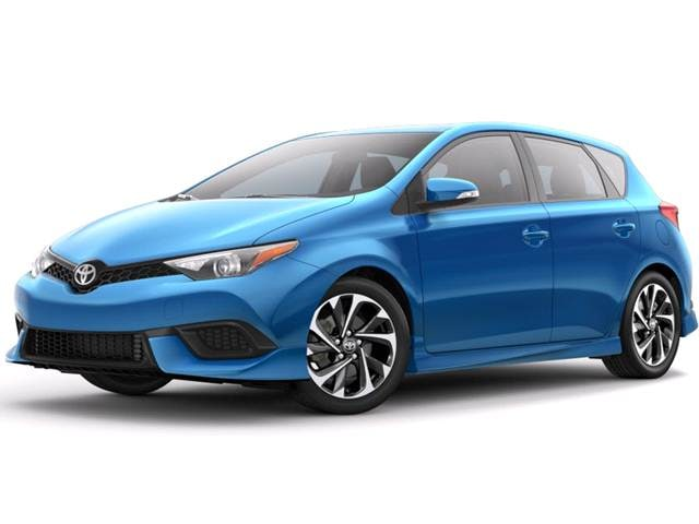 Most Fuel Efficient Wagons of 2017 - 2017 Toyota Corolla iM