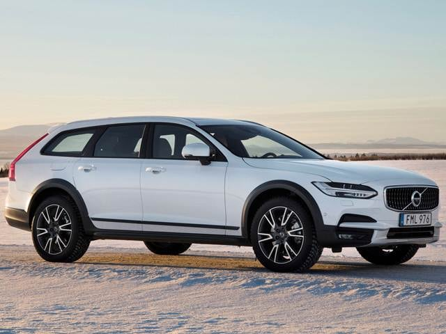 Top Expert Rated Wagons of 2017 - 2017 Volvo V90
