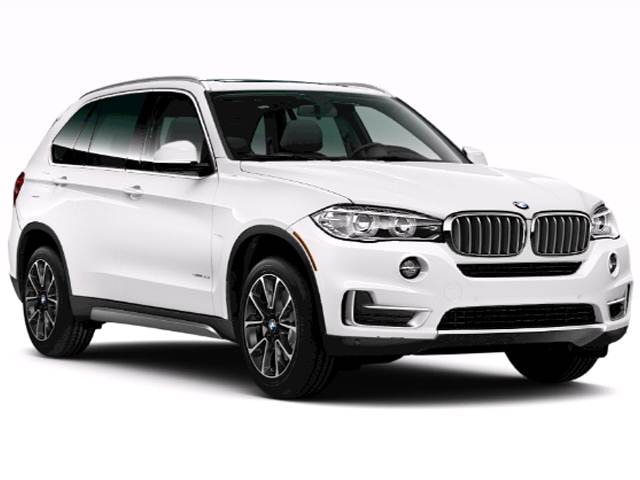 Best Safety Rated Luxury Vehicles of 2018 - 2018 BMW X5