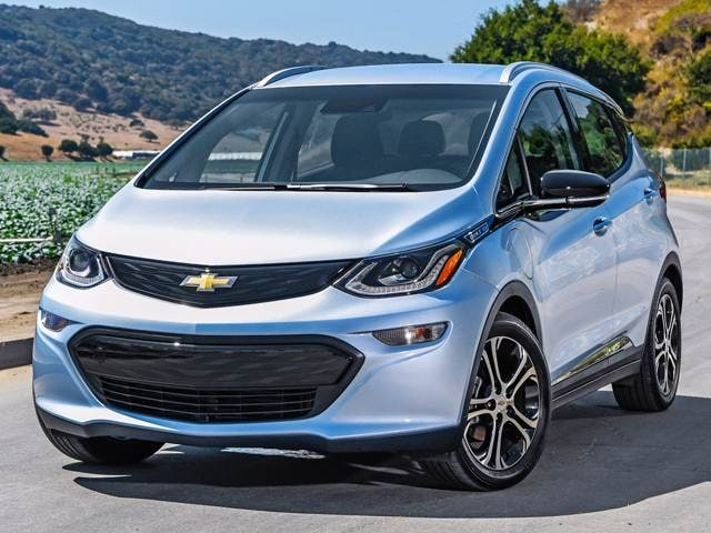 Top Expert Rated Electric Cars Of 2018 Chevrolet Bolt Ev