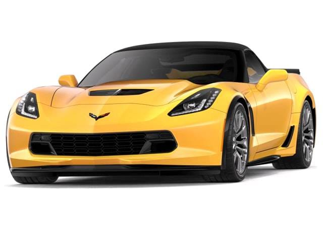 Highest Horsepower Convertibles of 2018 - 2018 Chevrolet Corvette