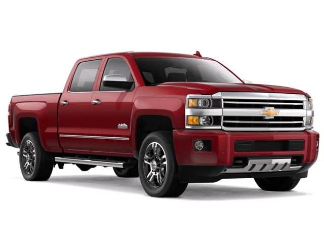Highest Horsepower Trucks of 2018 - 2018 Chevrolet Silverado 2500 HD Crew Cab
