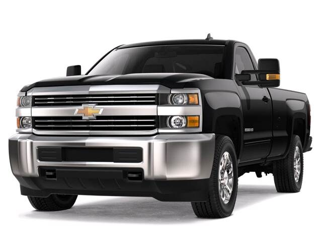 Highest Horsepower Trucks of 2018 - 2018 Chevrolet Silverado 3500 HD Regular Cab