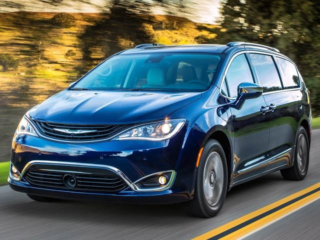 Top Consumer Rated Hybrids of 2018 - 2018 Chrysler Pacifica Hybrid