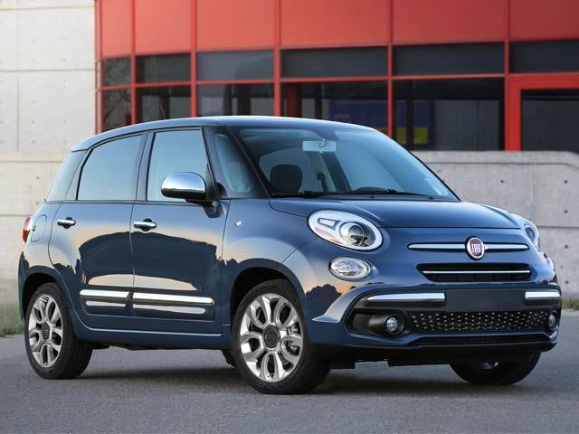 Most Popular Wagons of 2018 - 2018 FIAT 500L