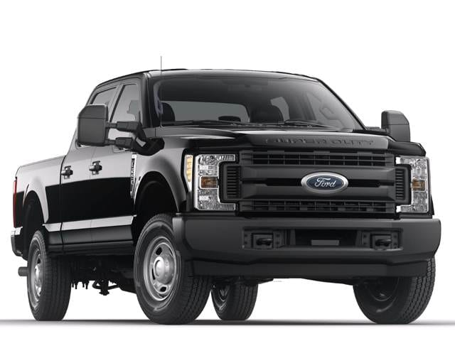 Highest Horsepower Trucks of 2018 - 2018 Ford F350 Super Duty Crew Cab
