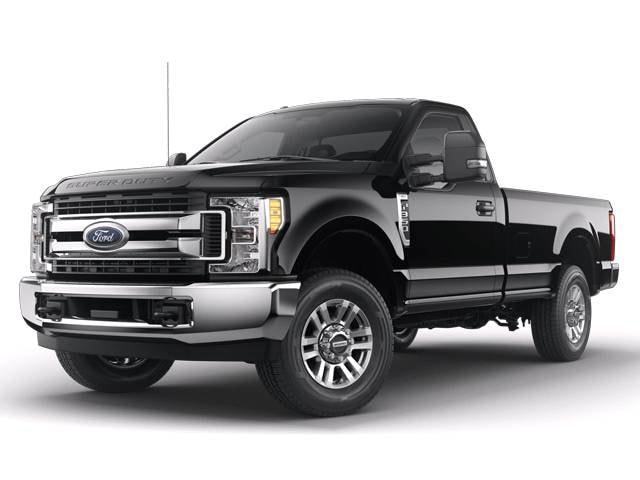 Top Consumer Rated Trucks of 2018 - 2018 Ford F350 Super Duty Regular Cab