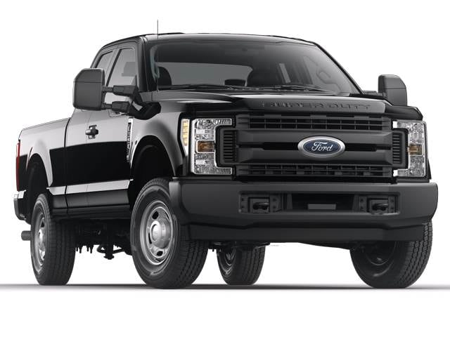 Highest Horsepower Trucks of 2018 - 2018 Ford F350 Super Duty Super Cab
