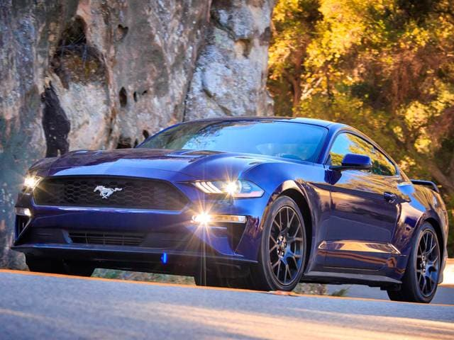 Best Safety Rated Coupes of 2018 - 2018 Ford Mustang