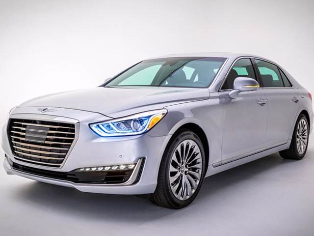 Top 10 Luxury Sedans Of 2018: Top Consumer Rated Luxury Vehicles Of 2018