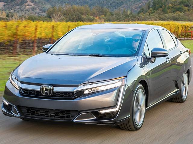 Top Consumer Rated Hybrids of 2018 - 2018 Honda Clarity Plug-in Hybrid